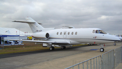 VH-KEF - Raytheon Hawker 800XP - Prime Aviation
