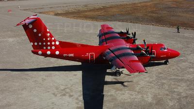 OY-GRE - De Havilland Canada DHC-7-103 Dash 7 - Air Greenland