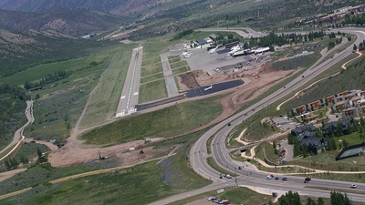 KASE - Airport - Airport Overview