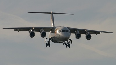 G-JEAK - British Aerospace BAe 146-200 - Flybe