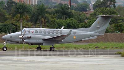 FAC5732 - Beechcraft B300 King Air 350 - Colombia - Air Force