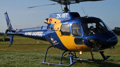 ZK-IBT - Aérospatiale AS 350B2 Ecureuil - Alpine Choppers