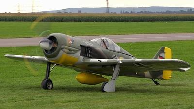 D-EIFW - War Aircraft Replicas Focke-Wulf Fw190 - Private