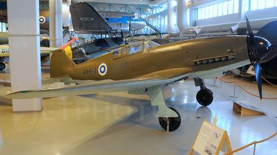 PM-1 - VL Pyörremyrsky - Finland - Air Force