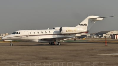 N926QS - Cessna 750 Citation X - NetJets Aviation