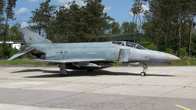 38-06 - McDonnell Douglas F-4F Phantom II - Germany - Air Force