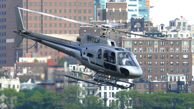 N401LH - Eurocopter AS 350BA Ecureuil - Liberty Helicopters