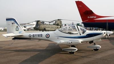 G-BYWB - Grob G115E Tutor - United Kingdom - Royal Air Force (RAF)