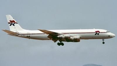 9G-MKC - Douglas DC-8-55(F) - MK Airlines