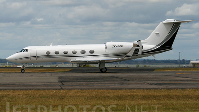 ZK-KFB - Gulfstream G-IV(SP) - Air National