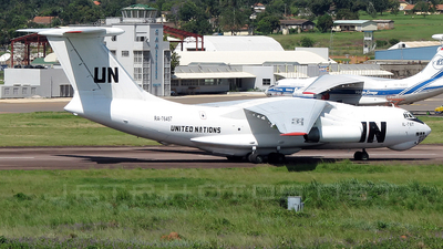 RA-76457 - Ilyushin IL-76T - United Nations (Abakan Avia)