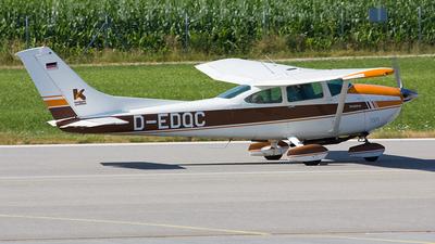 D-EDQC - Reims-Cessna F182Q Skylane II - Private