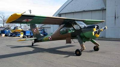 N80PZ - PZL-Okecie 104 Wilga 80 - Private
