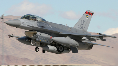 94-0281 - Lockheed Martin F-16DJ Fighting Falcon - United States - US Air Force (USAF)
