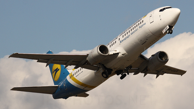 UR-GAP - Boeing 737-4Z9 - Ukraine International Airlines