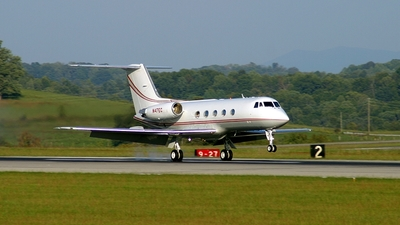 N47EC - Gulfstream G-II - Private
