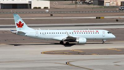 C-FMZU - Embraer 190-100IGW - Air Canada