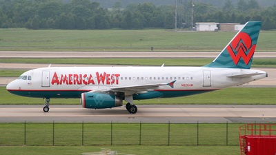 N826AW - Airbus A319-132 - America West Airlines