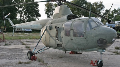 6017 - Mil Mi-1 Hare - Czech Republic - Air Force