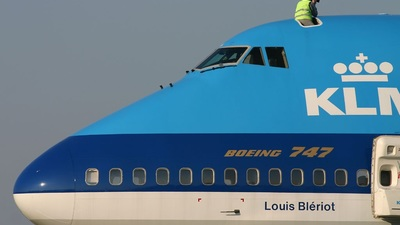 PH-BUK - Boeing 747-206B(M)(SUD) - KLM Royal Dutch Airlines