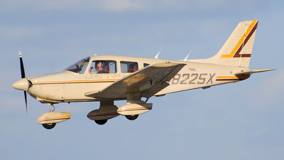 A picture of N8225X - Piper PA28181 - [288290145] - © Andrew Brescini