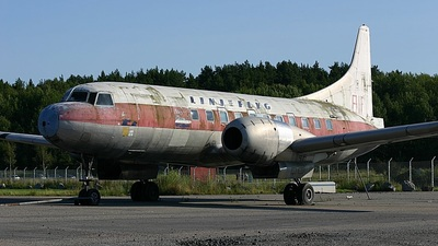 SE-CCX - Convair CV-440 - Linjeflyg