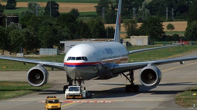 9M-MRC - Boeing 777-2H6(ER) - Malaysia Airlines