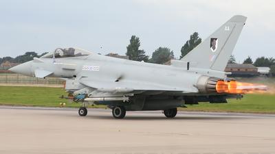ZJ930 - Eurofighter Typhoon FGR.4 - United Kingdom - Royal Air Force (RAF)