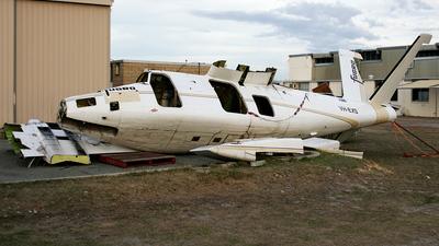 VH-EXS - Aero Commander 500S - Fugro Airborne Surveys