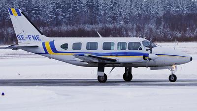 A picture of SEFNE - Piper PA31350 Navajo Chieftain - [317405434] - © Juha-Matti Lavonen