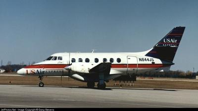 A picture of N844JS - Cessna 560XL Citation Excel - [5605344] - © Darcy Stevens