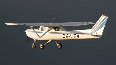 OK-LEV - Reims-Cessna F152 - Flying Academy