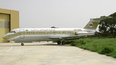 5A-DDQ - British Aircraft Corporation BAC 1-11 Series 414EG - Libyan Arab Airlines