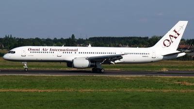 A picture of N368CG -  - [] - © Thomas Habets - (www.psm.nl.tt)