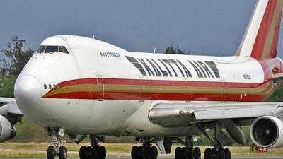 N719CK - Boeing 747SR-46(SF) - Kalitta Air