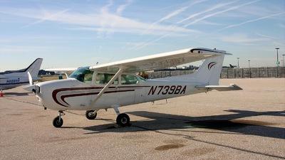 A picture of N739BA - Cessna 172N Skyhawk - [17270402] - © Allan Levin