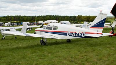 A picture of GAZFC - Piper PA28140 - [287125486] - © Brian Whitelegg