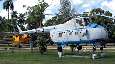 H-100 - Mil Mi-4 Hound - Cuba - Air Force