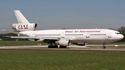 N810AX - McDonnell Douglas DC-10-30(ER) - Omni Air International (OAI)