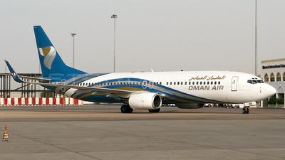 A4O-BN - Boeing 737-8Q8 - Oman Air