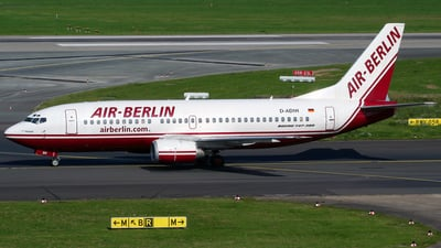 D-ADIH - Boeing 737-3Y0 - Air Berlin (dba)