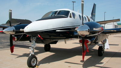 C-FMFU - Beechcraft C90A King Air - Private