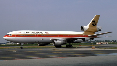 N68046 - McDonnell Douglas DC-10-10 - Continental Airlines