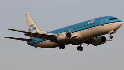 PH-BTA - Boeing 737-406 - KLM Royal Dutch Airlines