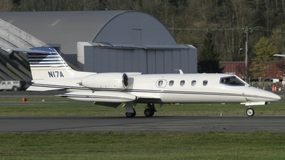 N17A - Bombardier Learjet 36 - Private