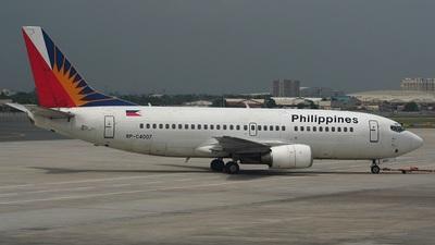 RP-C4007 - Boeing 737-332 - Philippine Airlines