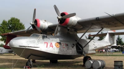 DR.1 - Consolidated PBY-5A Catalina - Spain - Air Force