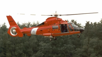 6520 - Aérospatiale HH-65C Dolphin - United States - US Coast Guard (USCG)