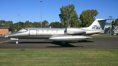 VH-VLJ - Bombardier Learjet 35A - JV Aviation Management Service