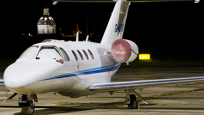 G-IUAN - Cessna 525 CitationJet 1 - Private